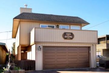 Oceano house rental - Front view