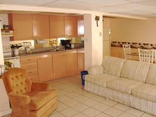Fort Myers Beach cottage photo - .unit #2 living room area