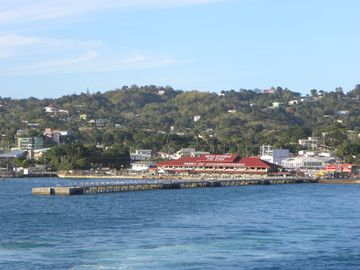 Port- In the Capital Scarborough, Tobago