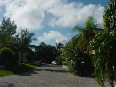 Grand Bahama Island condo rental - View of the Gated Grounds