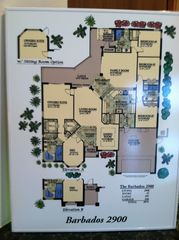 North Port house photo - Floor plan
