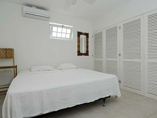 Bonaire villa photo - Third bedroom with Kingsize bed