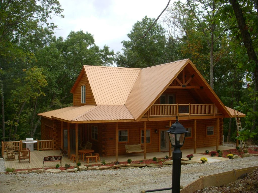 Awesome Brown County Log Cabins for ferier i Brown County Indiana