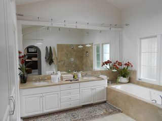 Master Bathroom - Laguna Beach house vacation rental photo