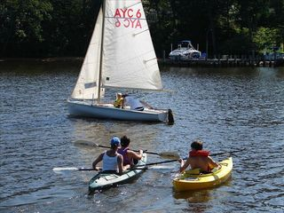 Annapolis villa photo - we have sailboats, kayaks, canoes