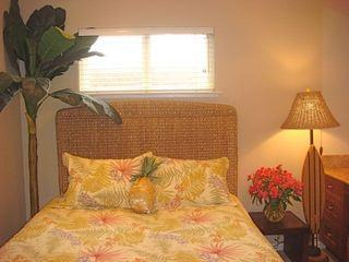Lower Bedroom w/ Queen - Santa Cruz house vacation rental photo