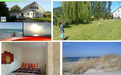 Quiet apartment on the Baltic Sea near Rostock