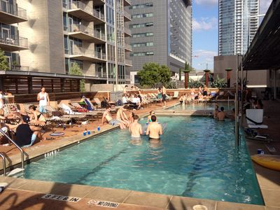 Austin apartment rental - .