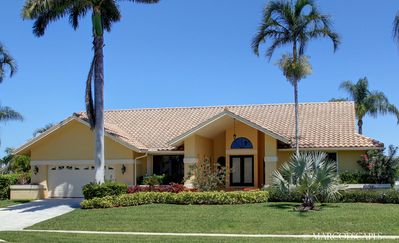 Vacation Homes in Marco Island house rental - Osprey Court - Our Caribbean Contemporary Escape!