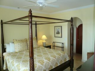 Bedroom Americas Cup Suite - East End villa vacation rental photo