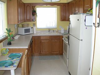 Clearwater Beach house photo - Fully furnished Kitchen with breakfast area