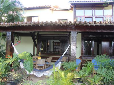 Gorgeous house in the land of Jorge Amado
