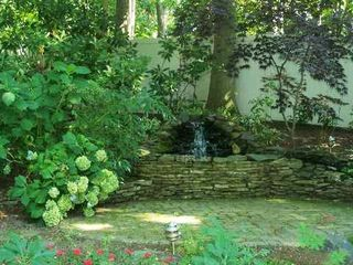 Riverhead house photo - Pond w/Waterfall