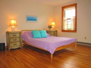 Vineyard Haven house photo - This bedroom NOW HAS 2 DOUBLE BEDS!
