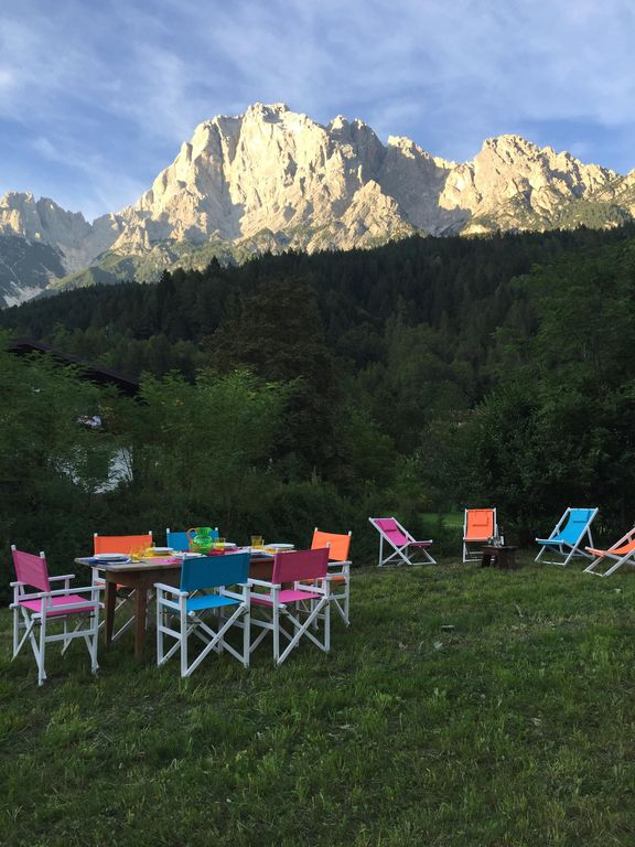 Typical house of Cadore, a few steps away from Cortina, ideal for large families