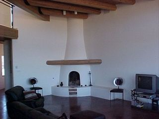 Taos house photo - The Great Room, Let the Entertaining Begin with 20 ft ceilings&toast the views