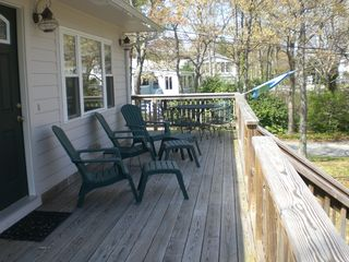 Deck - Falmouth house vacation rental photo