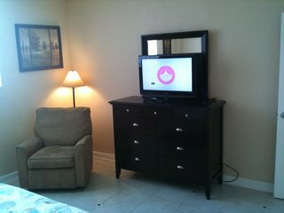 Hollywood Beach condo photo - TV in Bedroom
