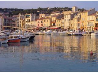 Aix-En-Provence villa photo - Cassis - small fishing village (30min away).