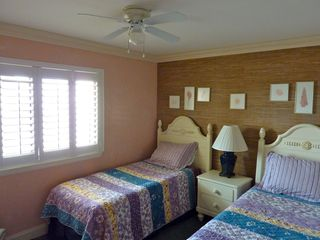 Mainsail Resort condo photo - Twin Beds in guest bedroom
