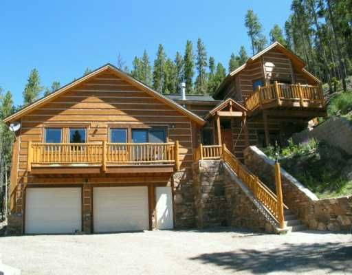 Dream home in ski country usa vrbo for Dream country homes