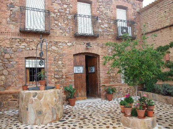 Self catering La Cerquilla del Médico for 10 people