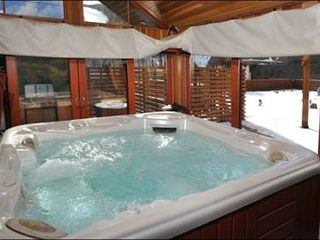 Vail house photo - Hot Tub