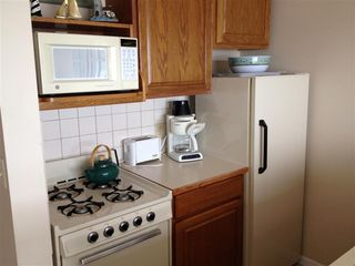 Onekama condo photo - Fully equipped kitchen