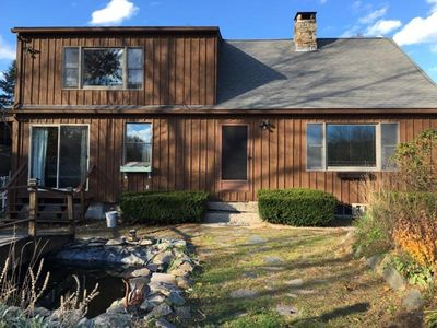 Log cabin close to casinos with all amenities