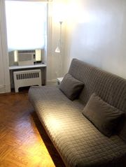 Brooklyn townhome photo - BR 2: (1) Full-size sofa bed (sleeps 2); 2nd A/C; 2nd ceiling fan; 3rd closet...