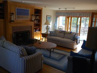 Chatham estate photo - The living room