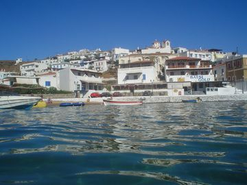 Andros villa rental - View