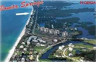 Air View of Bonita Springs