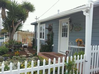 Morro Bay cottage photo - Welcome to Seahorse Cottage