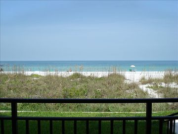 Indian Rocks Beach condo rental - View from back patio
