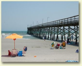 Sunset Beach & Fishing Pier