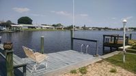 Waterfront Pool Home. Near gulf beaches, restaurants and shopping.
