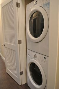 San Francisco apartment rental - In unit washer & dryer