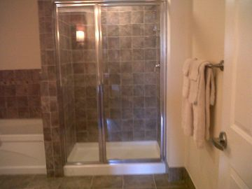 Shower Master Bath