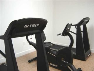 Twin Palms condo photo - gym