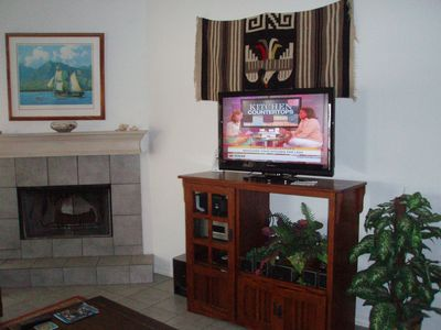 North Padre Island house rental - High def TV