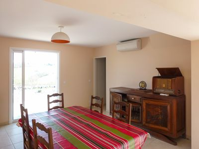 Cheap accommodation, 80 square meters, with pool