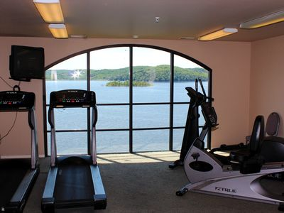 Hollister villa rental - Westgate Branson Lakes at Emerald Pointe - Fitness Center