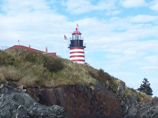Perry cottage photo - West Quoddy Head Light 15 minutes away.