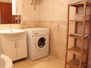 Ploce apartment photo - Wash your clothes anytime in this private washing machine