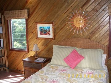 Casita sleeping area