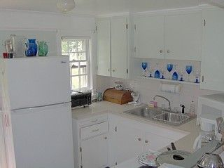 Yarmouth cottage photo - Cottage kitchen