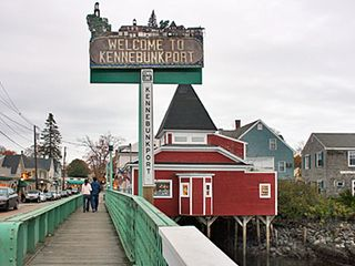 Kennebunkport house photo - Downtown Kennebunkport