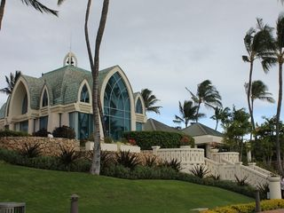 Ko Olina townhome photo - Wedding Chapel