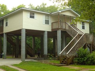 Suwannee River house photo - The River House - your get-away spot
